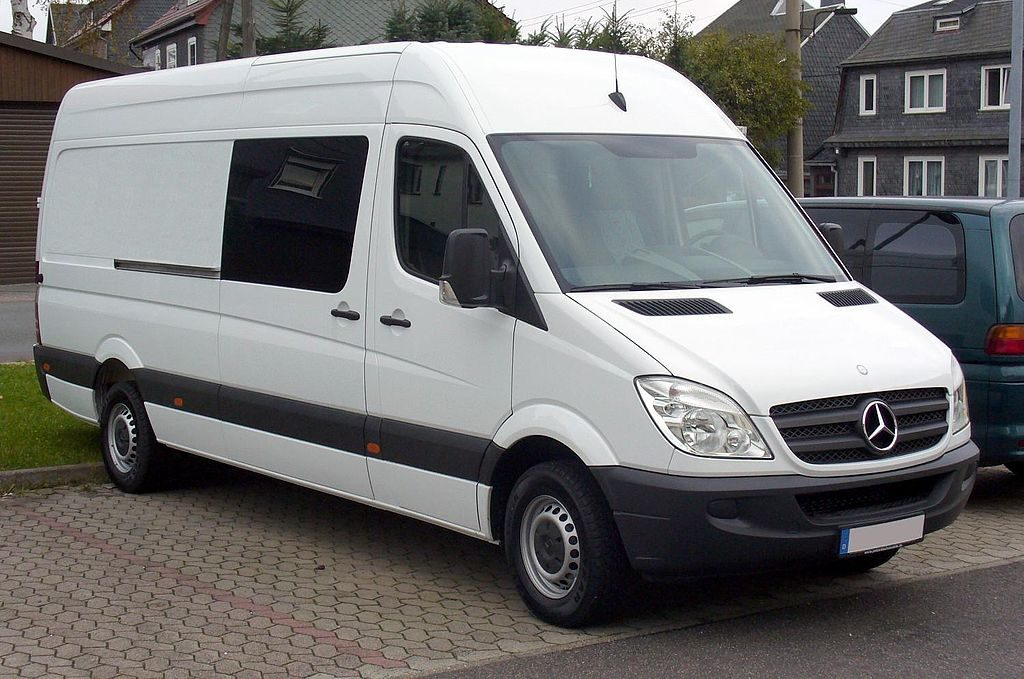 What Do You Need To know About Mercedes Used Vans?